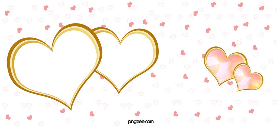 Romantic Love Background, Frame, Two, Photo Background Image for ...