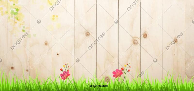 de madeira flores grass background plano de fundo
