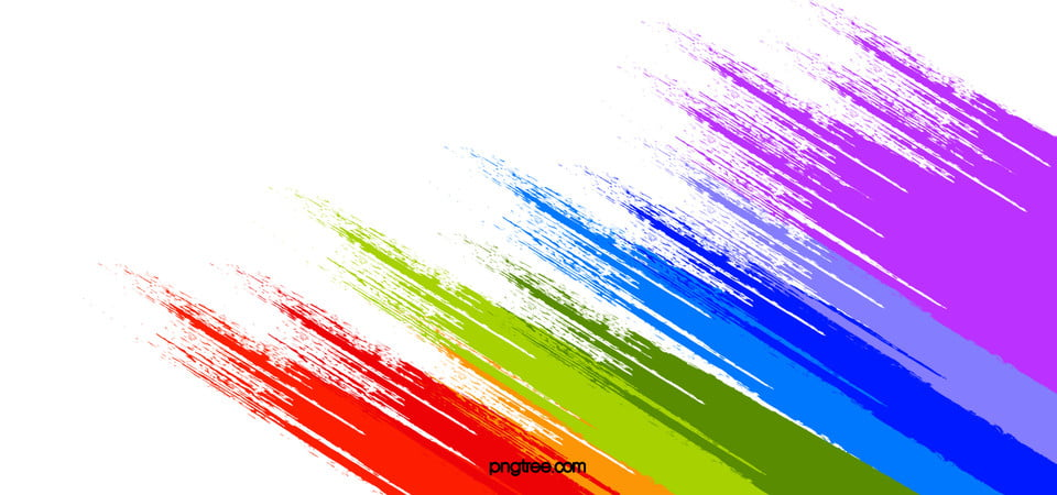 vector color brushes poster banner color brush background image