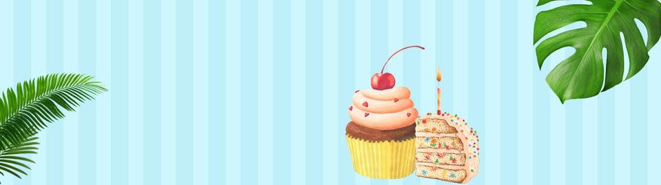 A Sobremesa Bolo Cereja Cupcake Background Alimentos Doce Cobertura