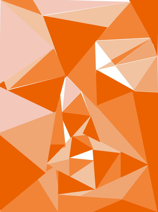 Multicolored Lowpoly Low Polygon Background
