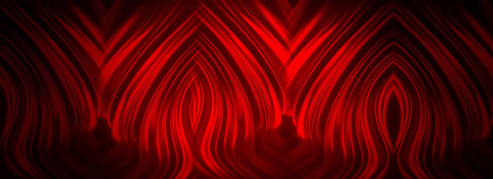 Black Particles Banner Red Watercolor Black Particles Background