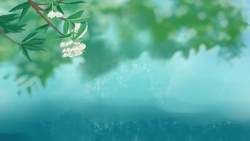 Un Po Di Fresco Sfondo Verde Foglia Un Po Di Fresco Le Foglie Verdi