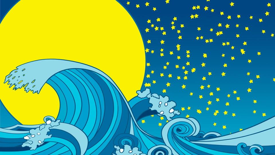Ghiacciaio Oceano L039acqua Corpo D039acqua Sfondo Mare