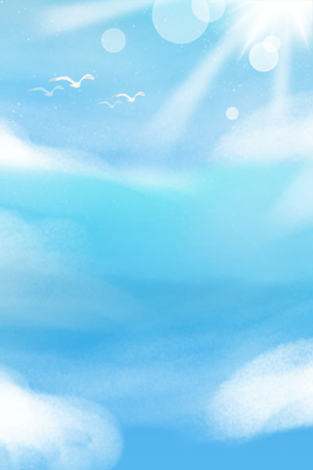 bc1a3496c4 Sky Blue Gradient Background