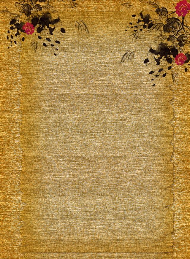 Paper Wooden Floor Texture Background Kraft Paper Dry Up