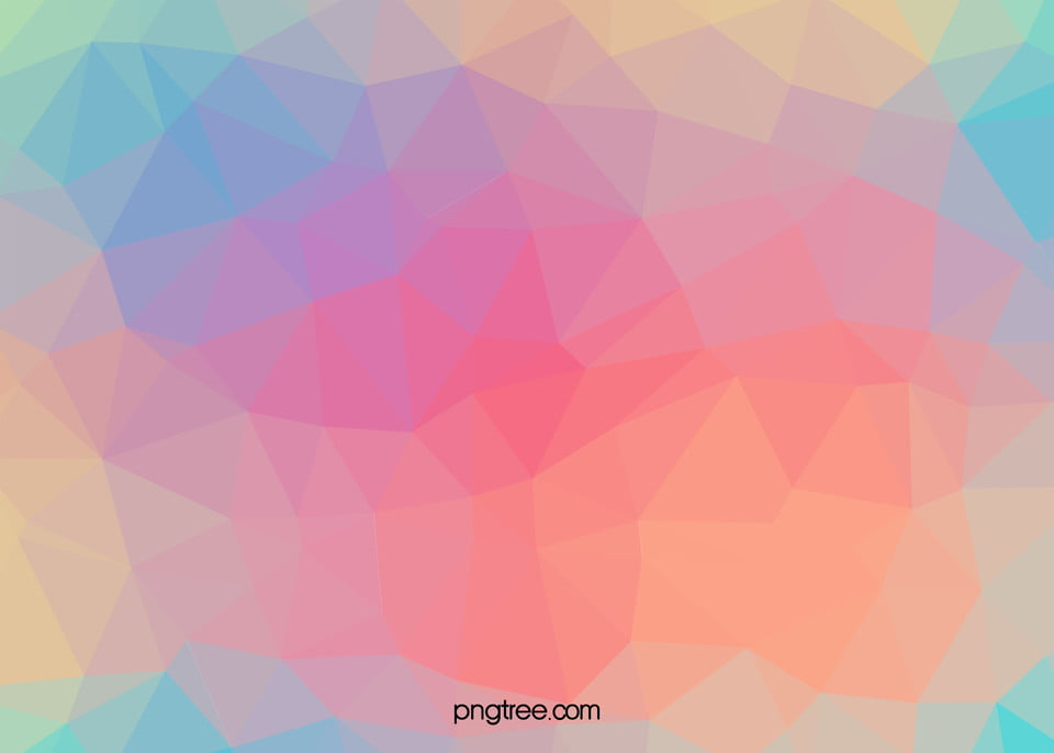 Curve abstract geometry background poster