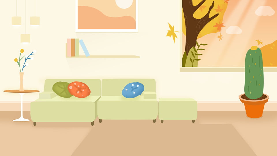 Living Room Sofa Pillow Shelves Living Room Sofa Background Image For Free Download