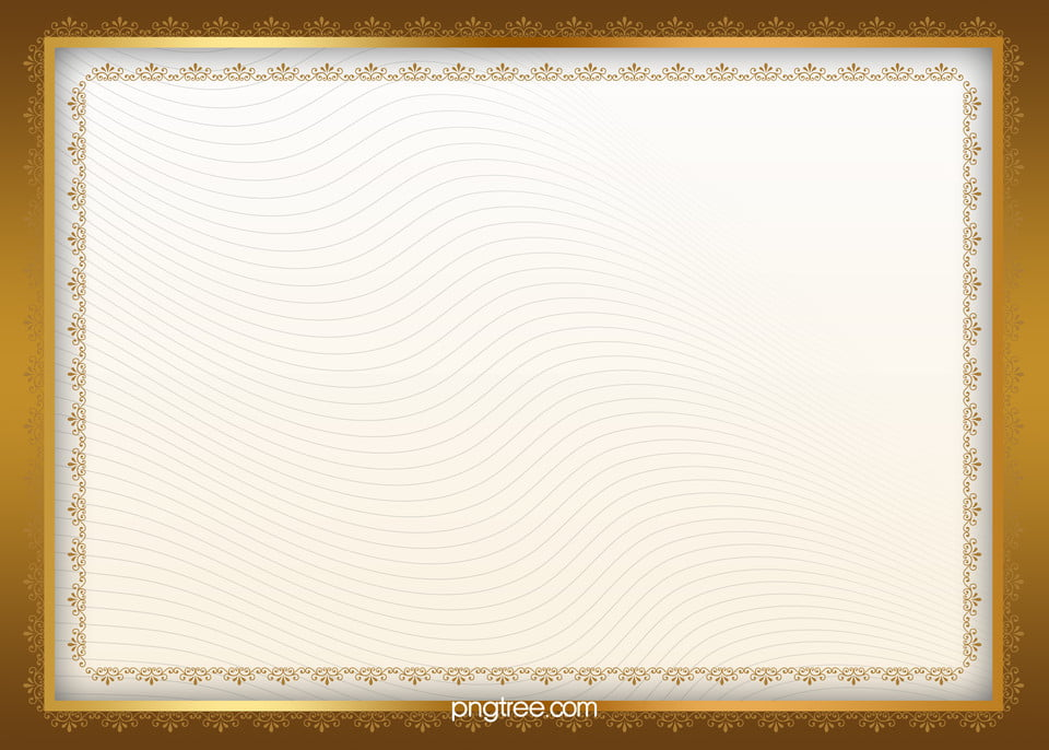 Brown Lines Texture Background Certificate, Certificate, Frame ...
