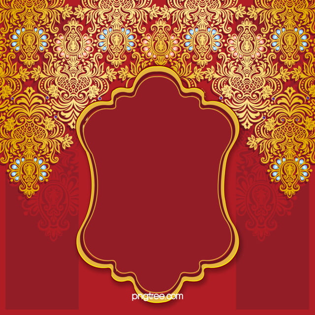 Red wedding invitation card vector background red wedding red wedding invitation card vector background stopboris