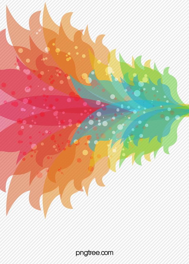 Colorful Printing Album Covers, Gradual, Change, Geometry