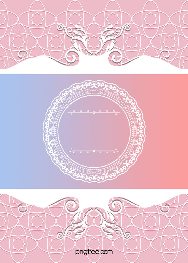 Pink Wedding Welcome Poster Signboard Background