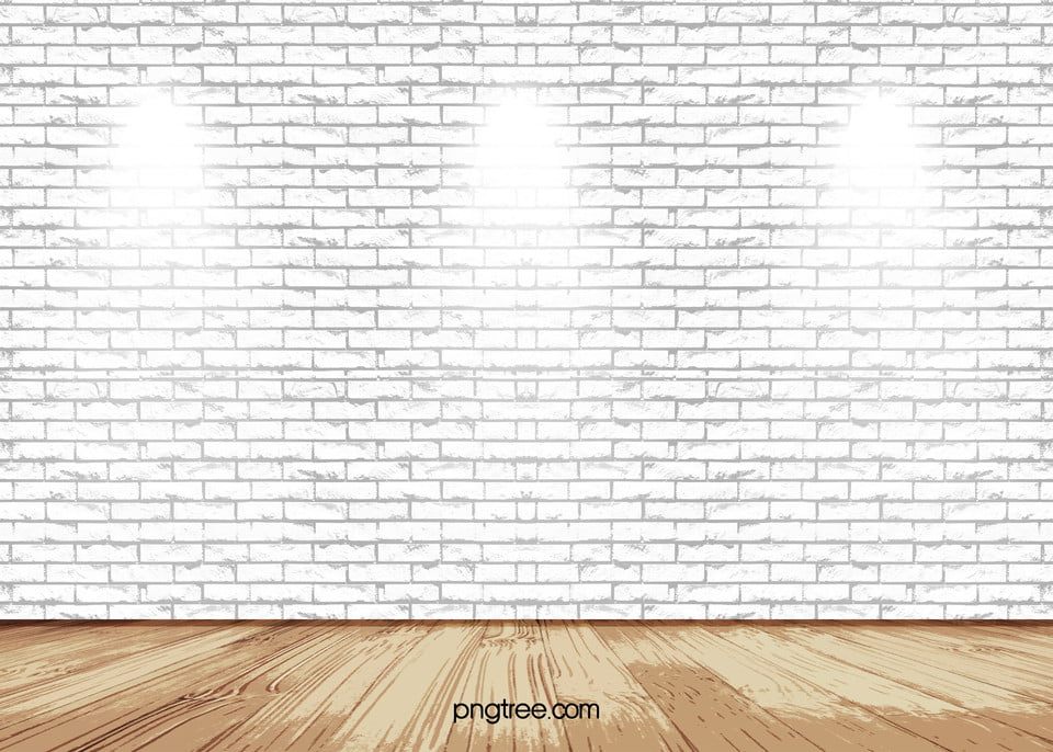 3d simple brick floor background 3d simple wall for Floor 3d wallpaper