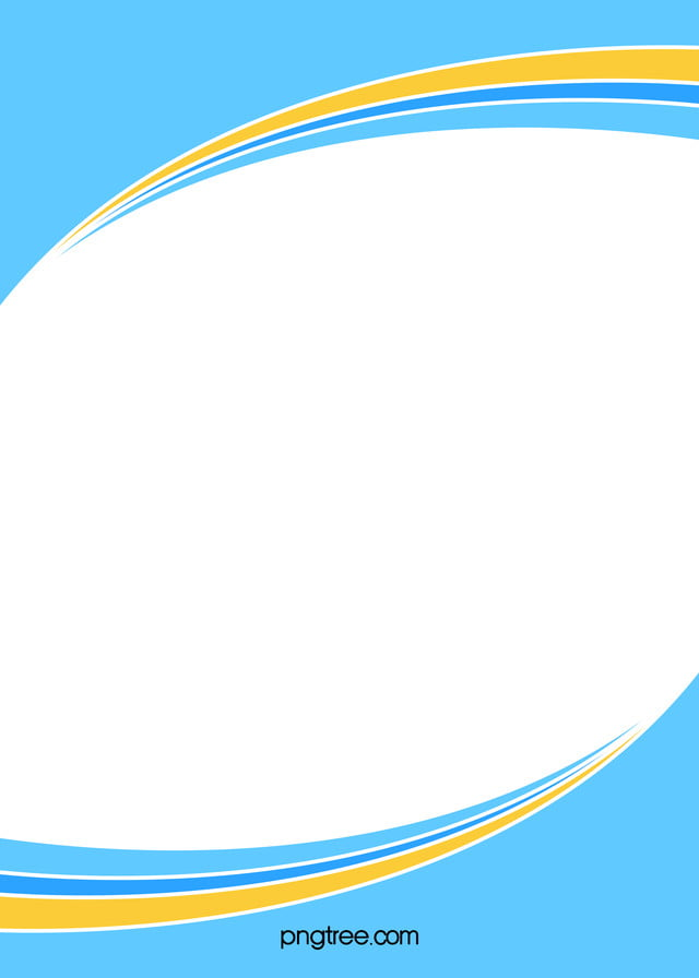 ppt background  blue  yellow  white background image for