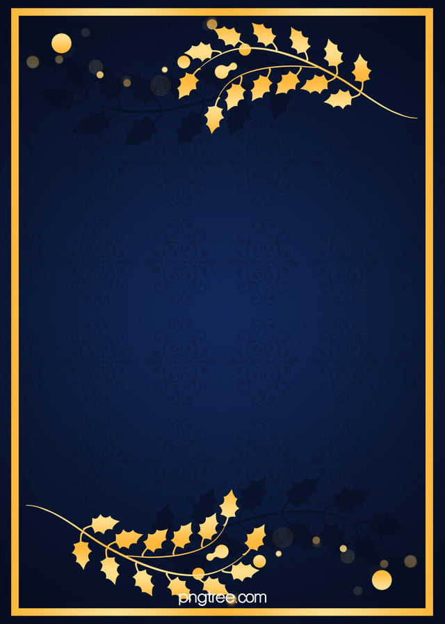 Blue and gold background wallpaper