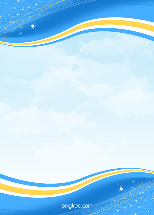 background blue border h5 blue colored ribbon background image for free download https pngtree com freebackground background blue border h5 631557 html