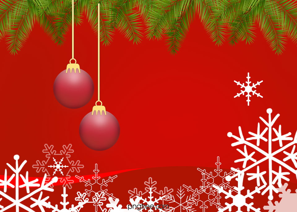 red christmas background christmas festival red background image