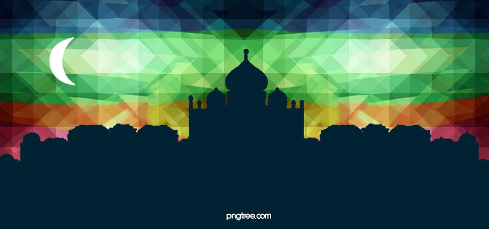 Muslim architecture background template muslim building poster muslim architecture background template toneelgroepblik Image collections