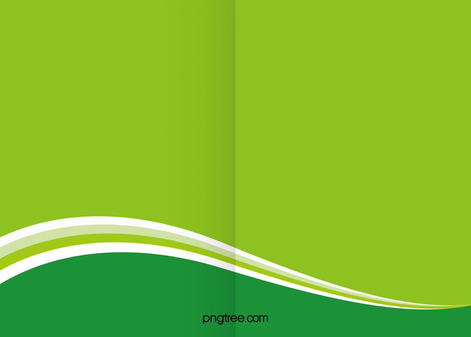 Book Cover Design Hd : Green business book cover background material album
