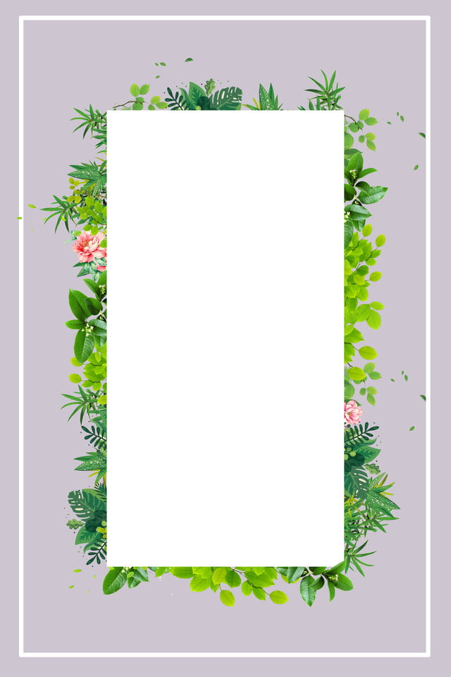 Green leaf background with frame hd board frame green framework green leaf background with frame hd voltagebd Image collections