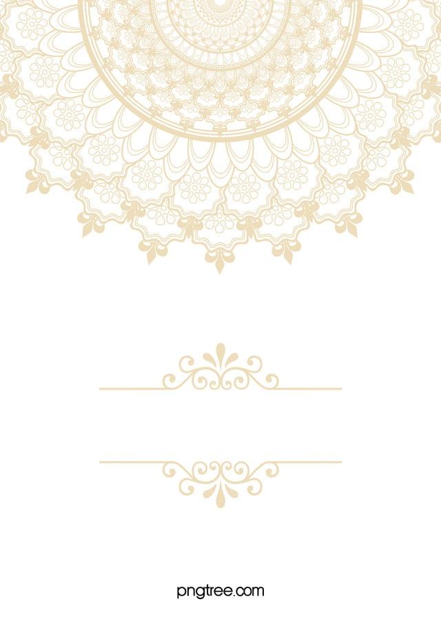 Elegant Atmosphere Wedding Invitations Invitation Poster Background