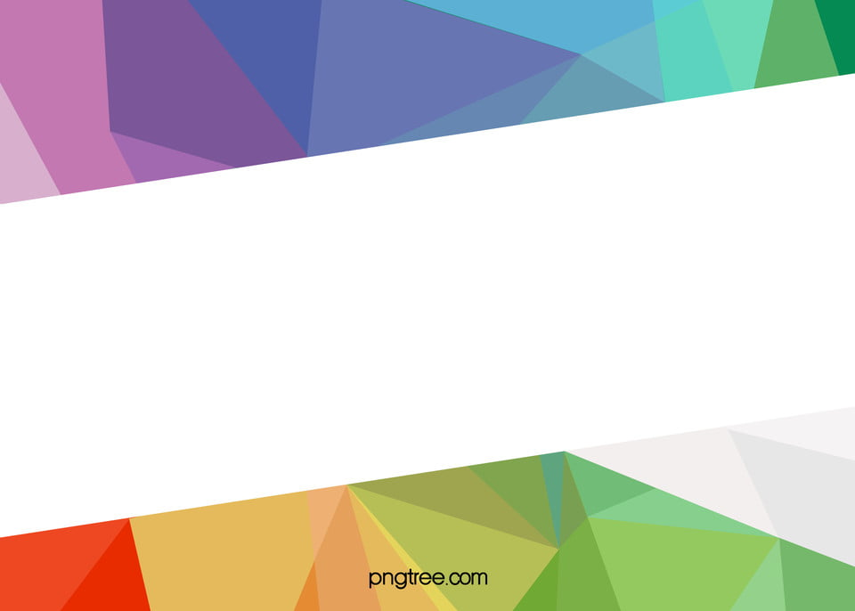 simple geometric background creative business ppt flat panels