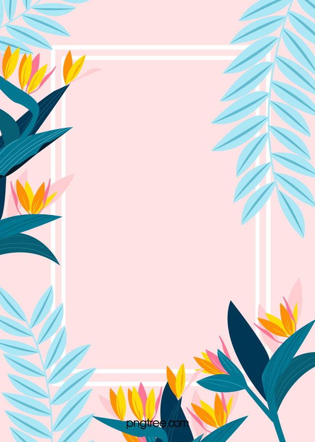 fresh summer women's promotional poster background, Summer, Fresh, Ladies, Background image