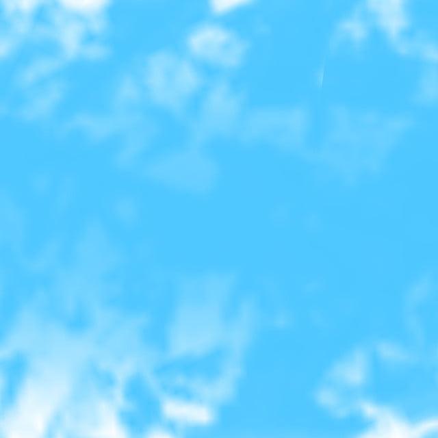 Cielo Azzurro Cielo Di Sfondo Sfondo Blu Paradiso Blu Cielo Blu