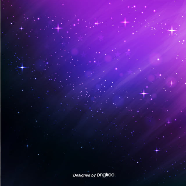 Simple Purple Star Creative Background Pictures Atmosphere Space Universe Background Image For Free Download