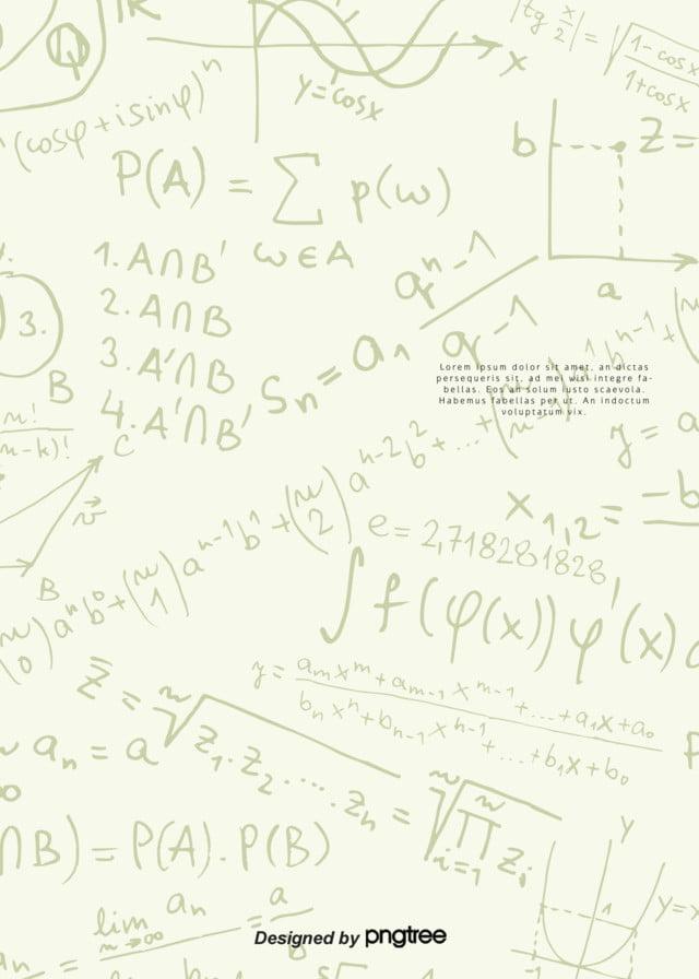 معادلة رياضية خلفية التصميم تعلم الخلفية التعليمية الرياضيات صورة الخلفية للتحميل مجانا