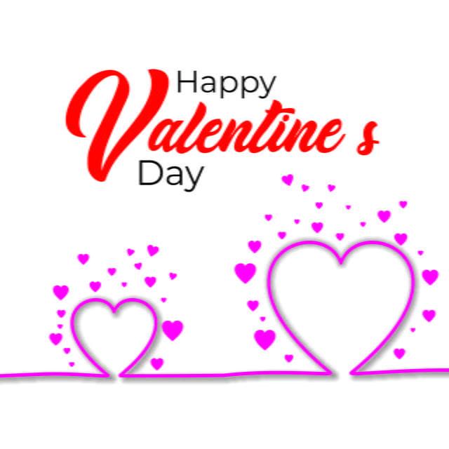 Couple February Wallpaper Holidays Art Vector Heart Love Purple