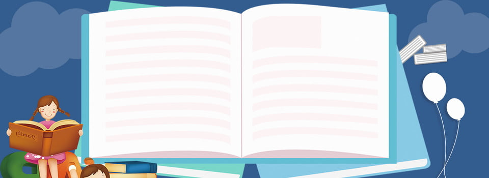 Livre Bleu Fond Ouvert Bleu Des Livres Ouvert Le Fond