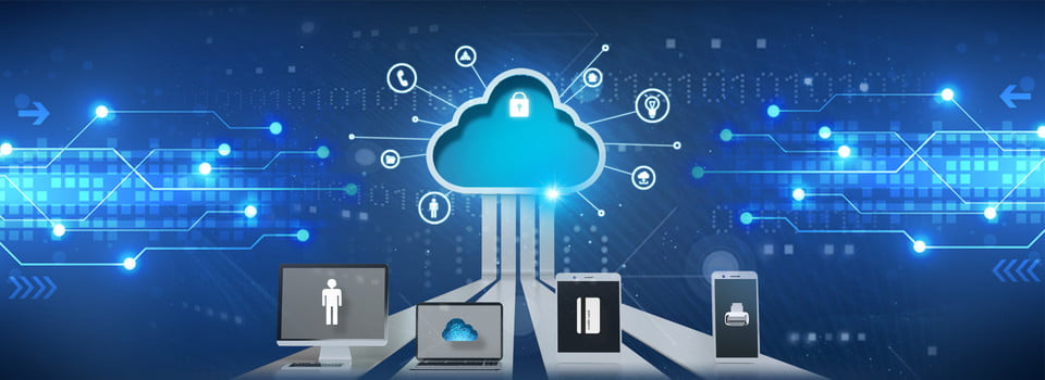 Blue Future Technology High End, Cloud, Information, New Era Background Image for Free Download