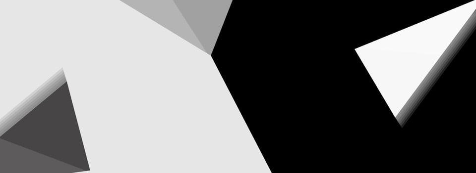 Fondo Creativo Dellinsegna Di Cucitura Grigia In Bianco E Nero