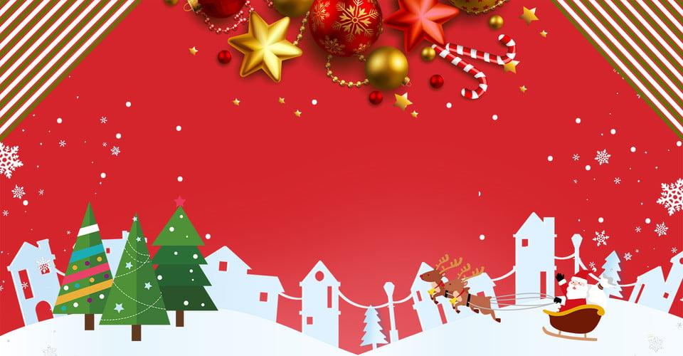 Weihnachtsbaum Schneit.Weihnachtssleigh Weihnachtsbaum Weihnachtsdekorations Plakat