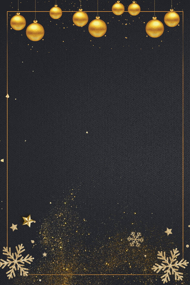 christmas poster background simple birthday card black