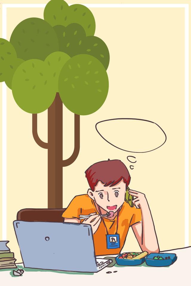 Fondo De Ilustración De Dibujos Animados De Escuela De Color