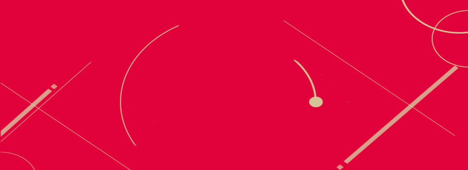 Sprint Business Minimalista Banner Sfondo Rosso Alla Fine Dellanno