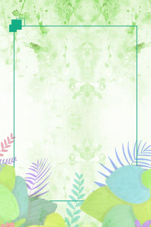Sintesi Di Sfondo Con Bordi Floreali Fiori Bordo Floreale