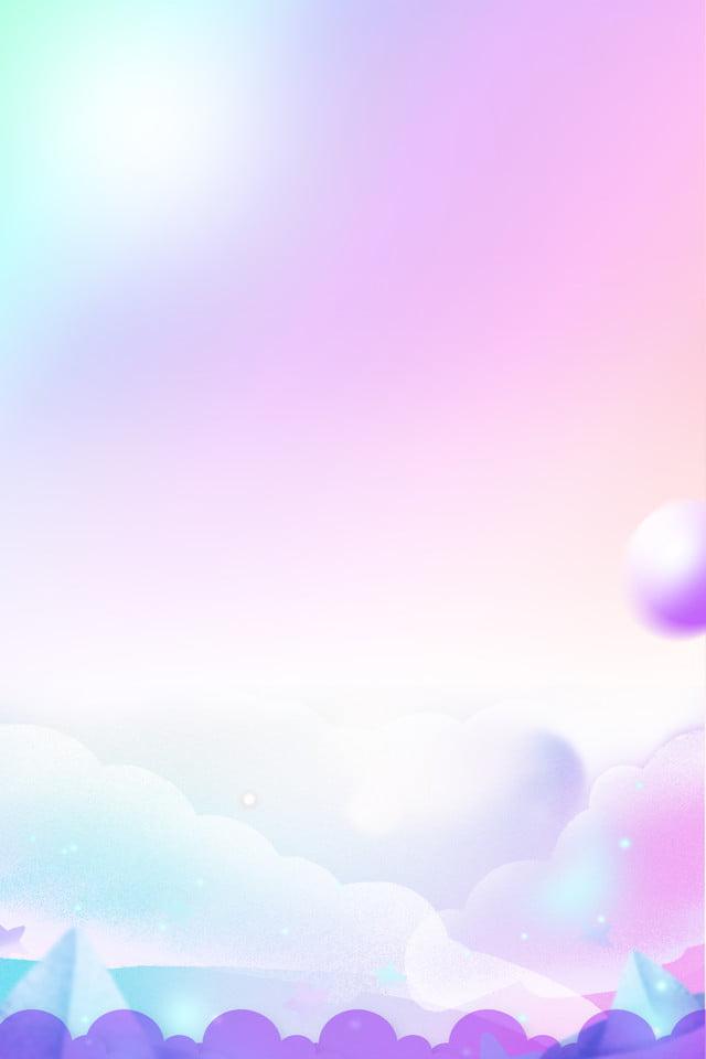 Poster Di Sfondo Sfumato Viola Rosa Rosa Porpora Rosa Viola