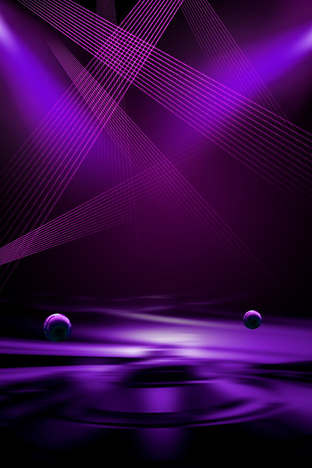 poster background light effect technology  business  purple  banner background image for free