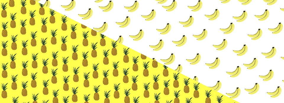 Ins Créatif Synthétique Vent Ombrage Des Fruits Simple