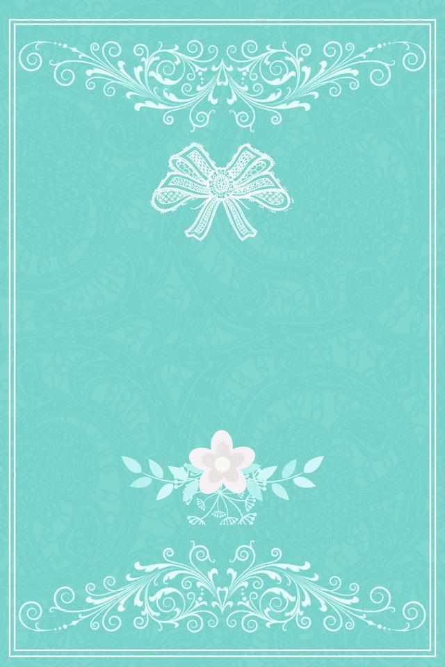 Bandiera Blu Del Fondo Di Modo Dellatmosfera Blu Di Tiffany Tiffany