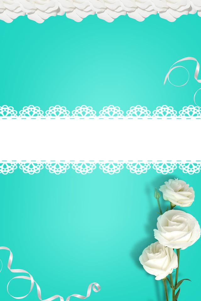 Tiffany Blue Fresh Wedding Invitational Background Tiffany Ti Funi