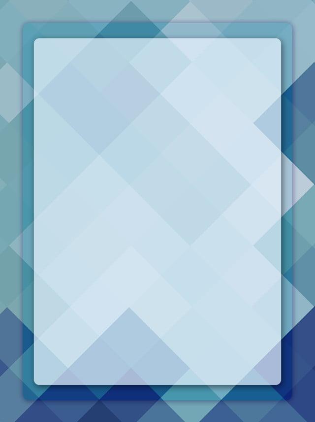 Priorità Bassa Del Blocco Di Colore Gradiente Geometrico Blu Sfondo