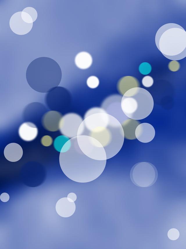 Blu Fuori Fuoco Flare Sfondo Moda Sognante Blu Fuori Fuoco Spot