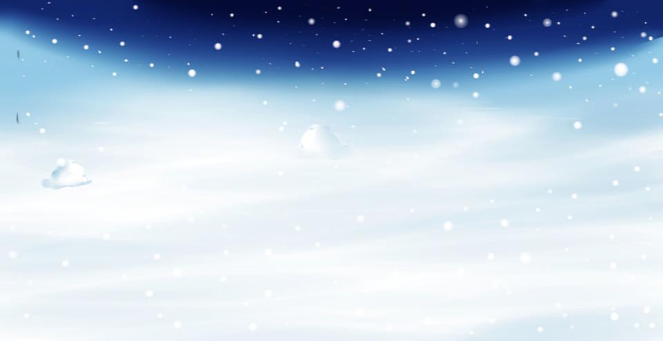 Ceu Azul Estrelas Neve Fundo Dos Desenhos Animados Ceu Azul