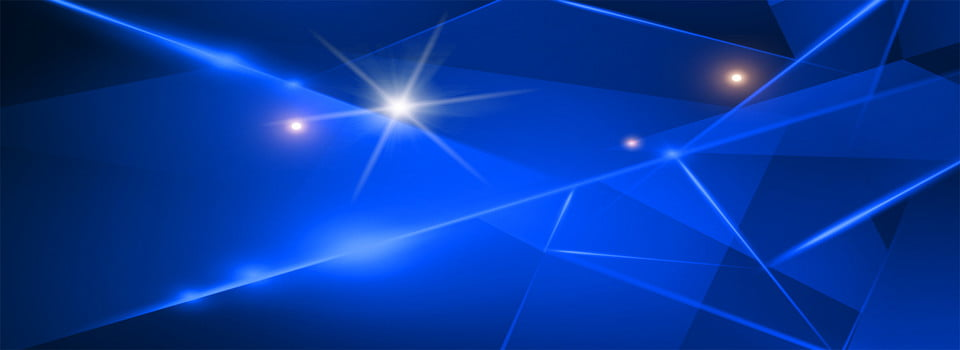 Blue Tech Star Background Blue Technology High Tech Background Image For Free Download