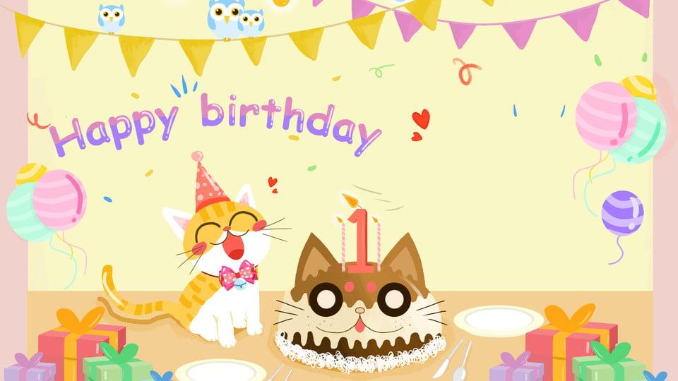 d26df6fb979 Fresh celebration birthday ad background, Advertising Background, Birthday  Cake, Banner, Background image