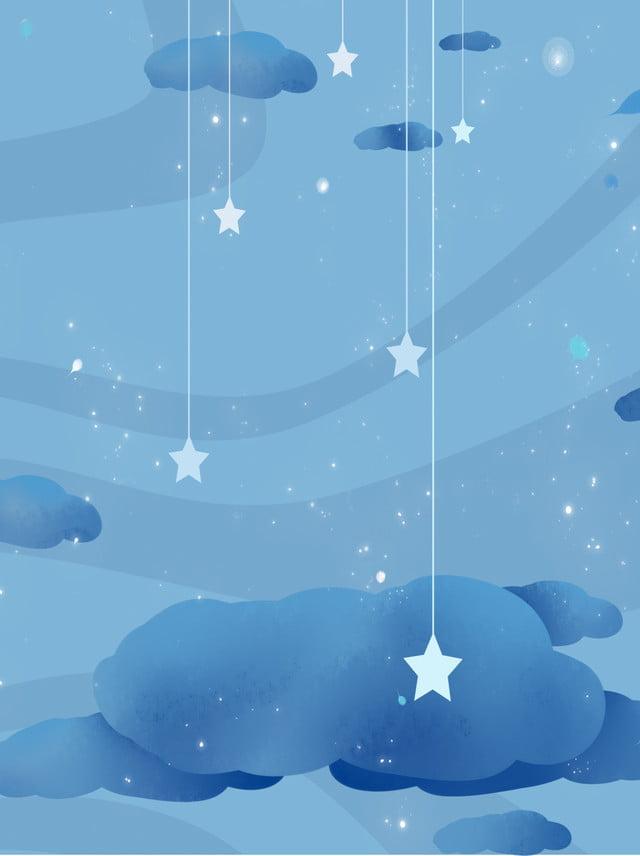 Download 55 Wallpaper Animasi Warna Biru Gratis Terbaru